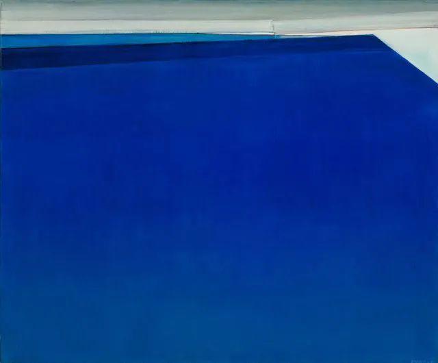 浓烈的色彩与极简的构图   莱蒙兹·斯塔普兰斯油画作品插图135