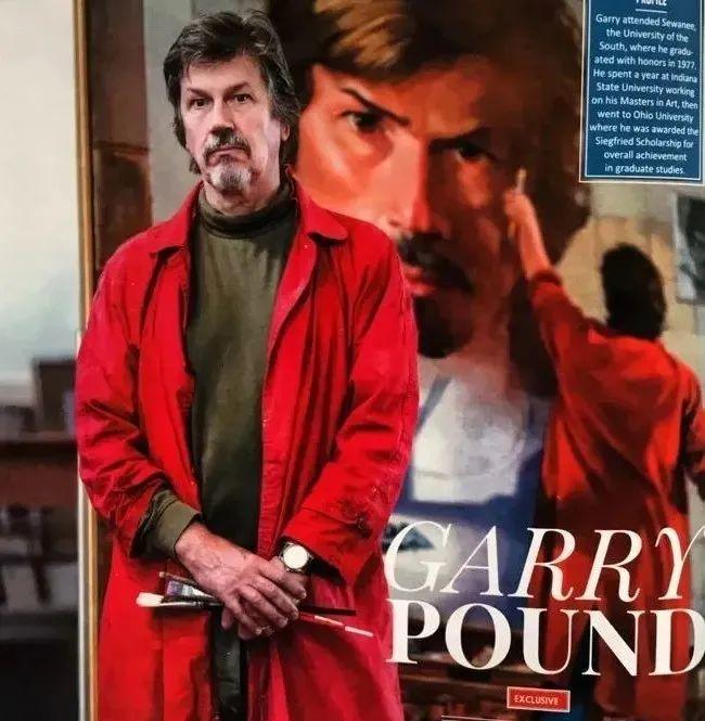 Dr. Garry Pound史蒂夫·斯科特 素描作品欣赏:实力很强!插图9