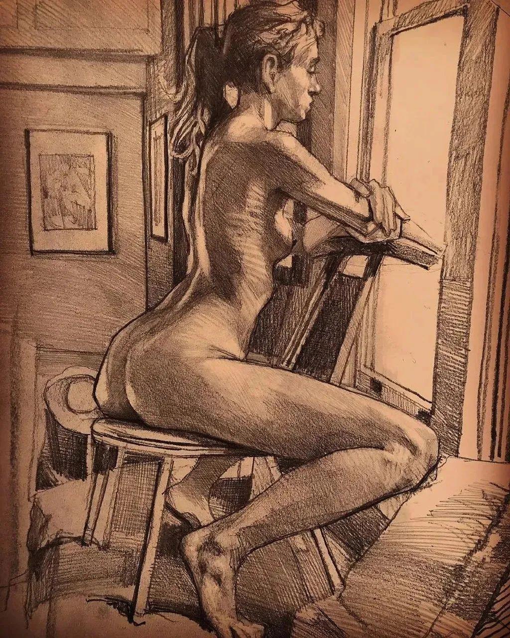 Dr. Garry Pound史蒂夫·斯科特 素描作品欣赏:实力很强!插图21