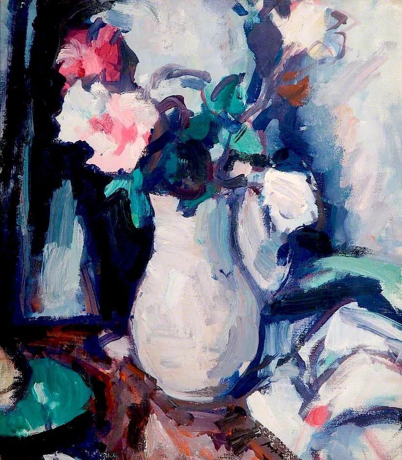 花卉篇,苏格兰色彩画家佩普洛插图3
