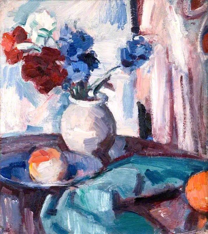 花卉篇,苏格兰色彩画家佩普洛插图9