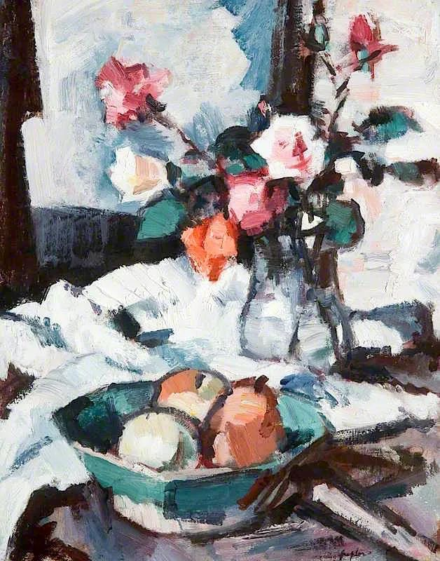 花卉篇,苏格兰色彩画家佩普洛插图15