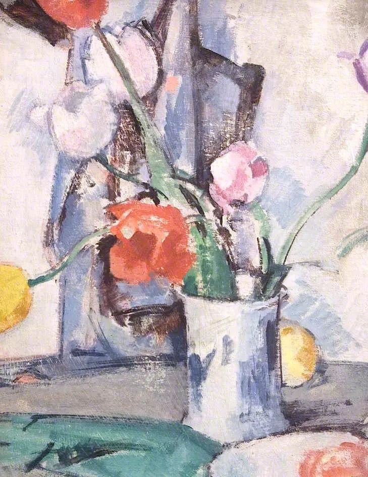 花卉篇,苏格兰色彩画家佩普洛插图19