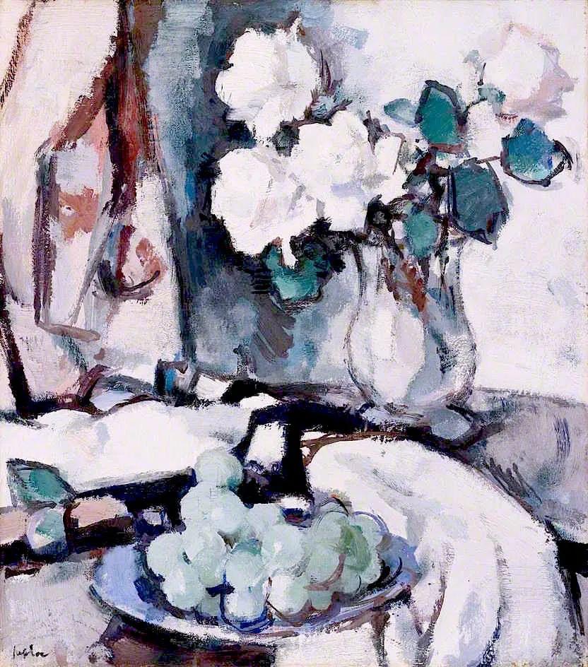 花卉篇,苏格兰色彩画家佩普洛插图29