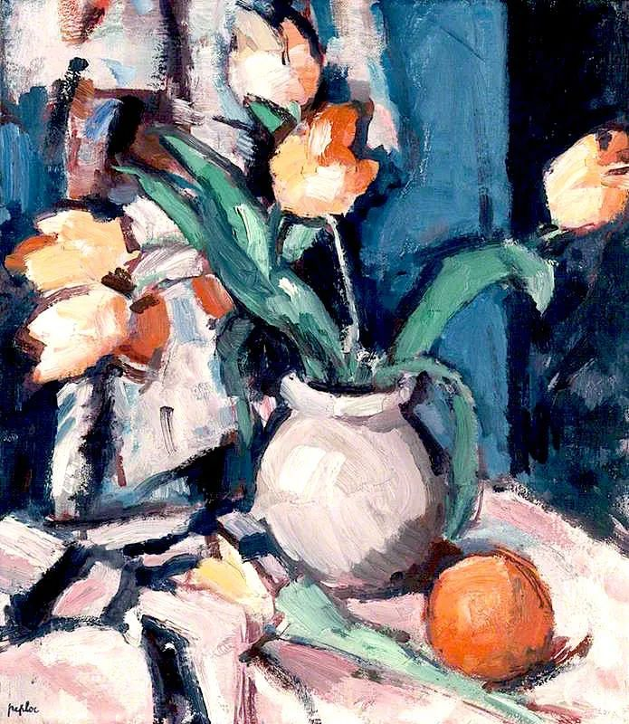 花卉篇,苏格兰色彩画家佩普洛插图39