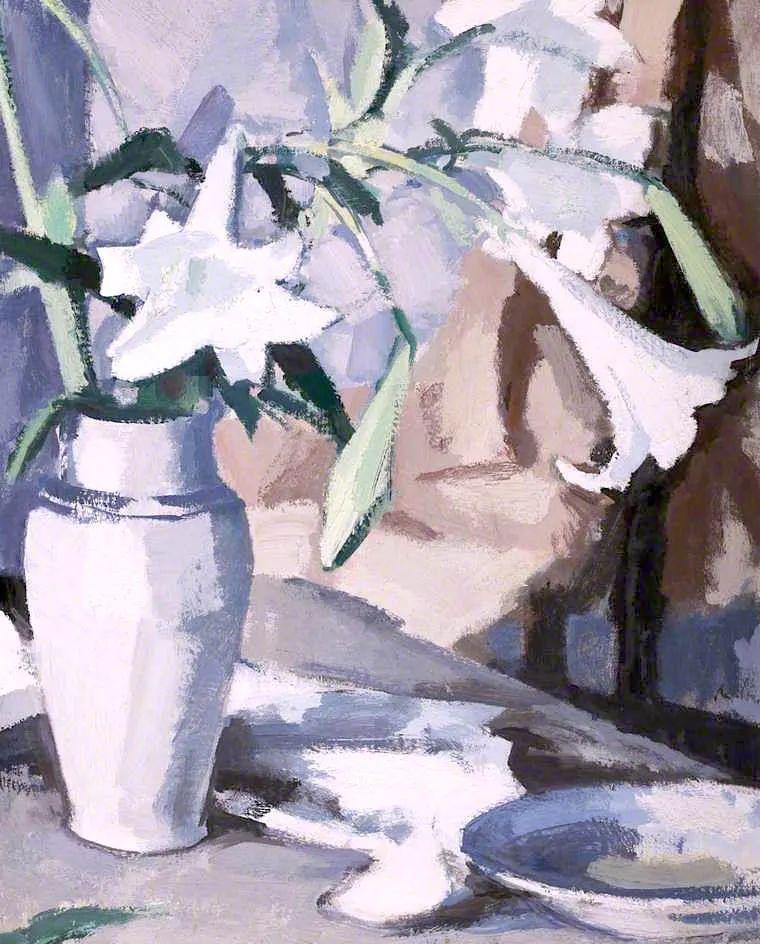 花卉篇,苏格兰色彩画家佩普洛插图47