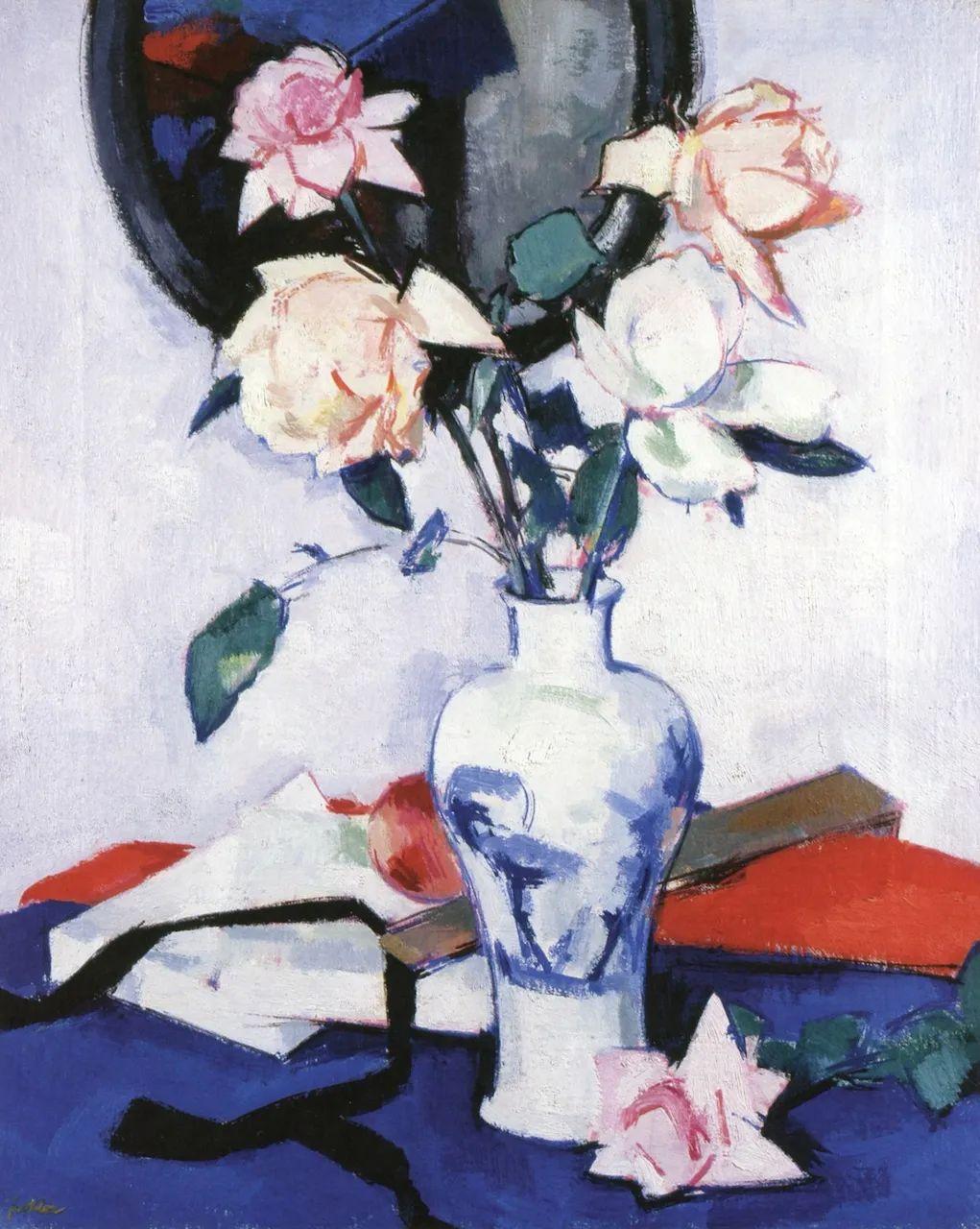 花卉篇,苏格兰色彩画家佩普洛插图53