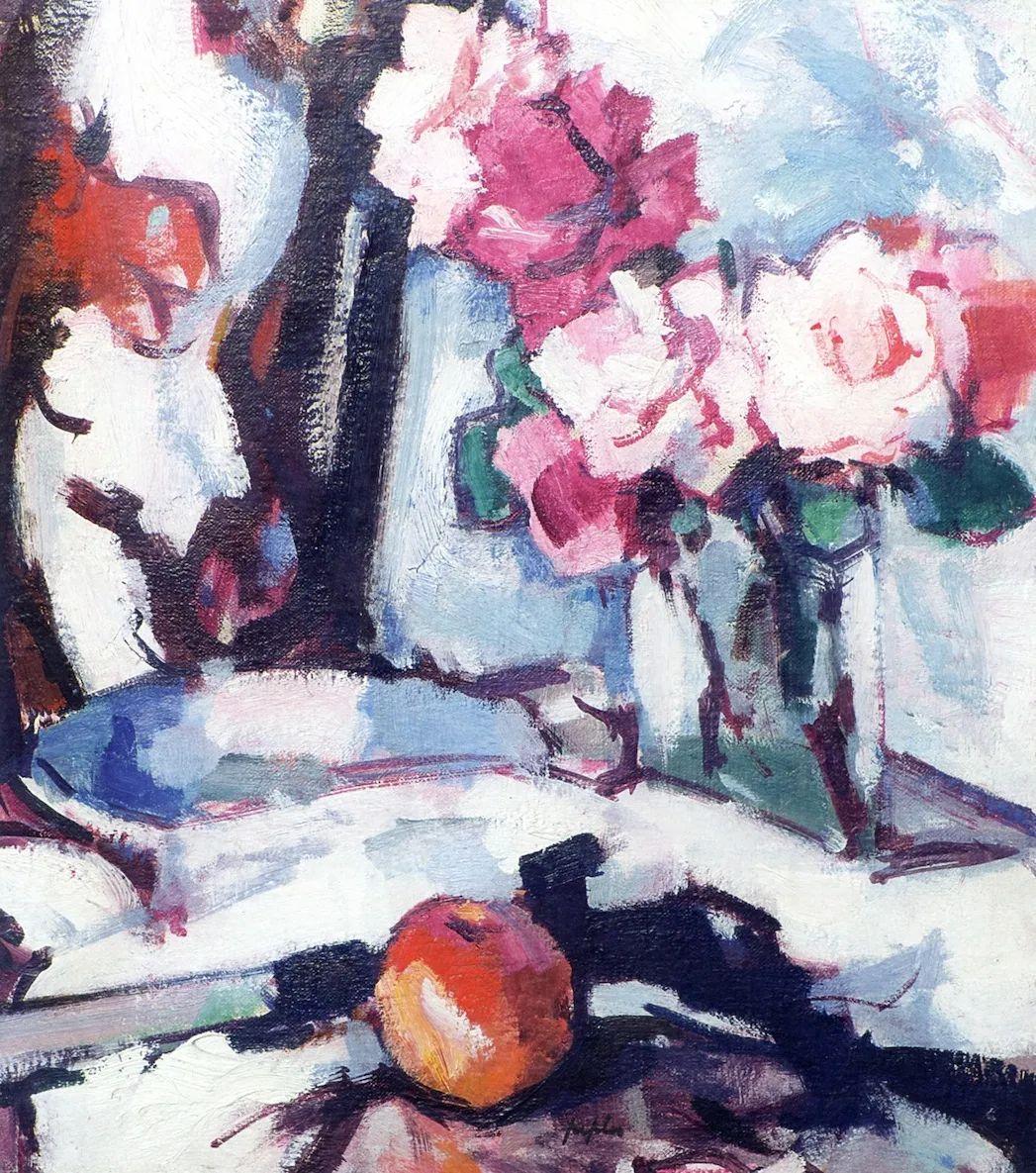 花卉篇,苏格兰色彩画家佩普洛插图59