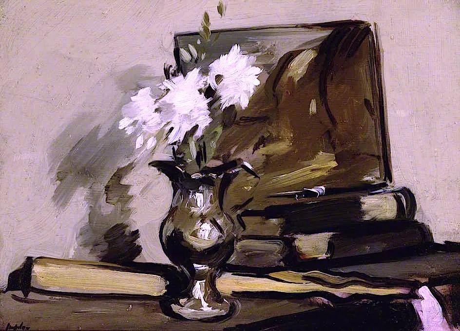 花卉篇,苏格兰色彩画家佩普洛插图67