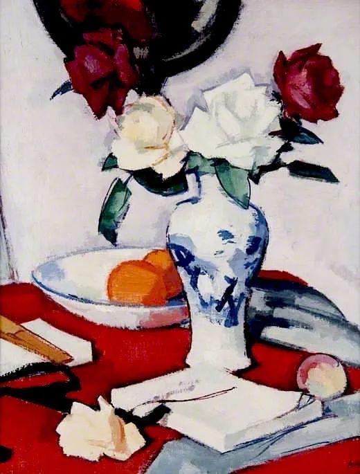 花卉篇,苏格兰色彩画家佩普洛插图75