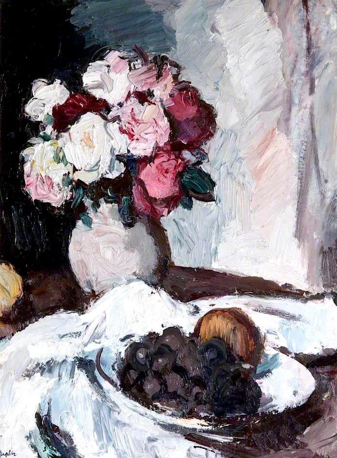 花卉篇,苏格兰色彩画家佩普洛插图77