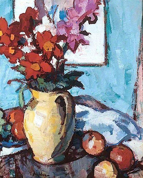 花卉篇,苏格兰色彩画家佩普洛插图81