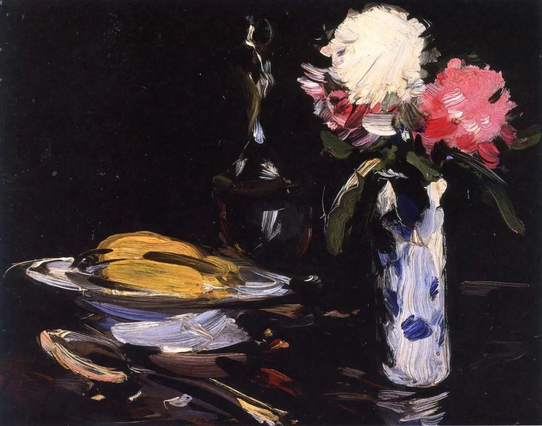 花卉篇,苏格兰色彩画家佩普洛插图83