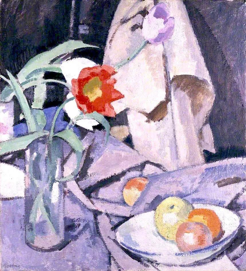 花卉篇,苏格兰色彩画家佩普洛插图85