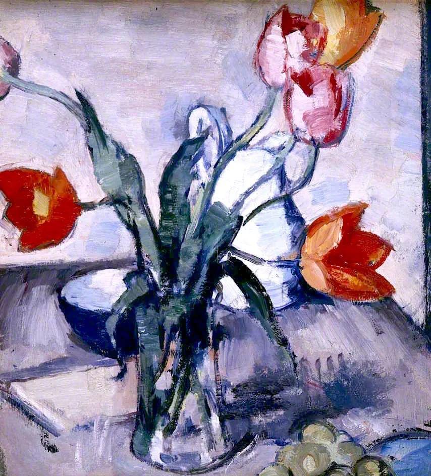花卉篇,苏格兰色彩画家佩普洛插图89