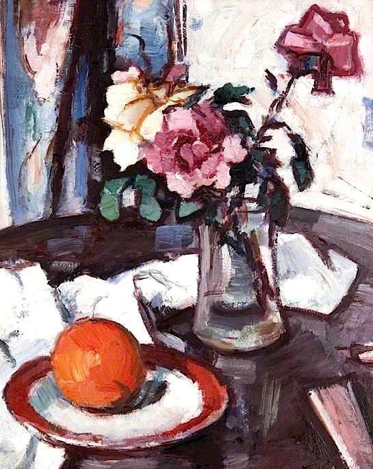 花卉篇,苏格兰色彩画家佩普洛插图91