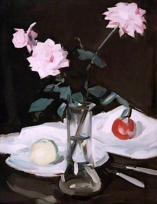 花卉篇,苏格兰色彩画家佩普洛插图97