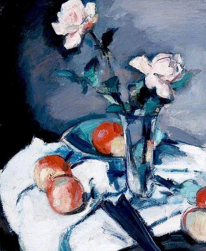 花卉篇,苏格兰色彩画家佩普洛插图101
