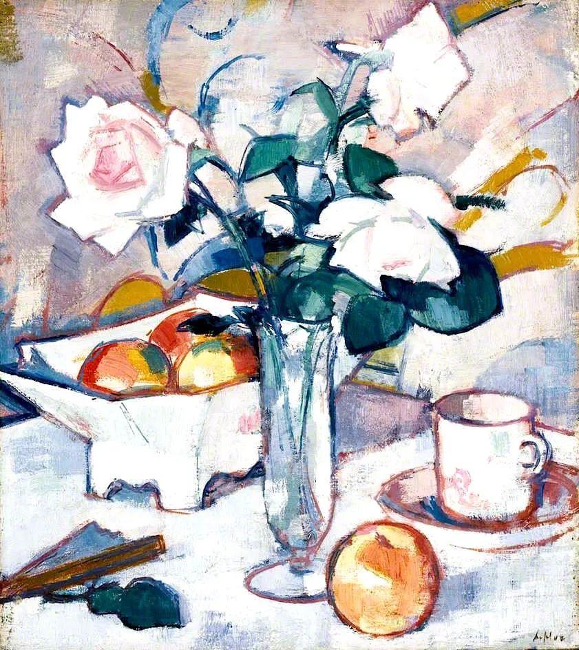 花卉篇,苏格兰色彩画家佩普洛插图111