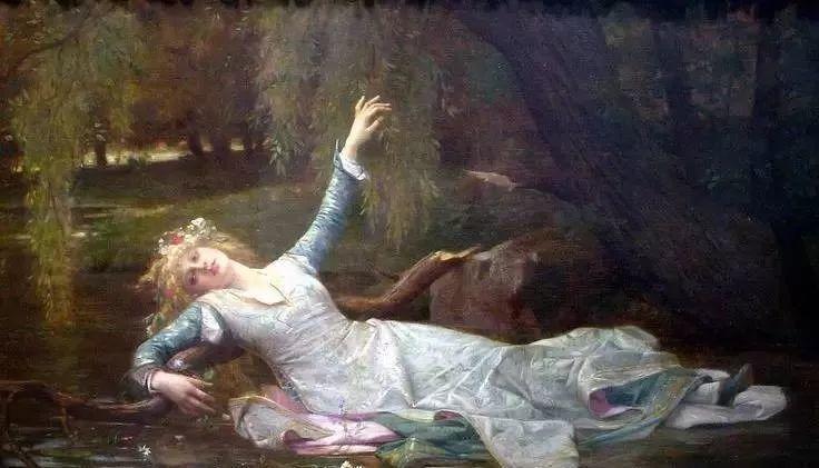 见证实力!法国新古典主义学院派画家,亚历山大·卡巴内尔的油画插图11