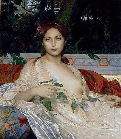 见证实力!法国新古典主义学院派画家,亚历山大·卡巴内尔的油画插图15