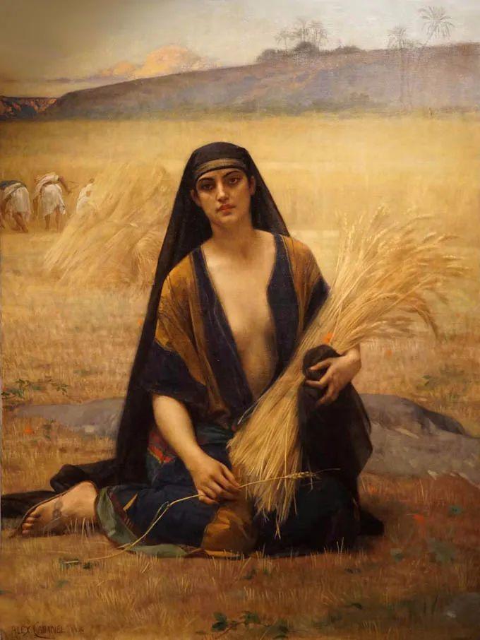 见证实力!法国新古典主义学院派画家,亚历山大·卡巴内尔的油画插图27