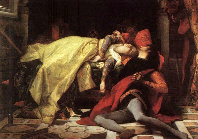 见证实力!法国新古典主义学院派画家,亚历山大·卡巴内尔的油画插图39