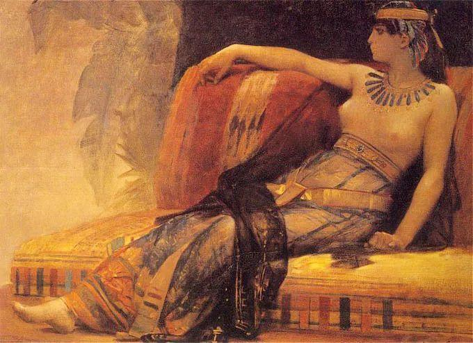 见证实力!法国新古典主义学院派画家,亚历山大·卡巴内尔的油画插图43