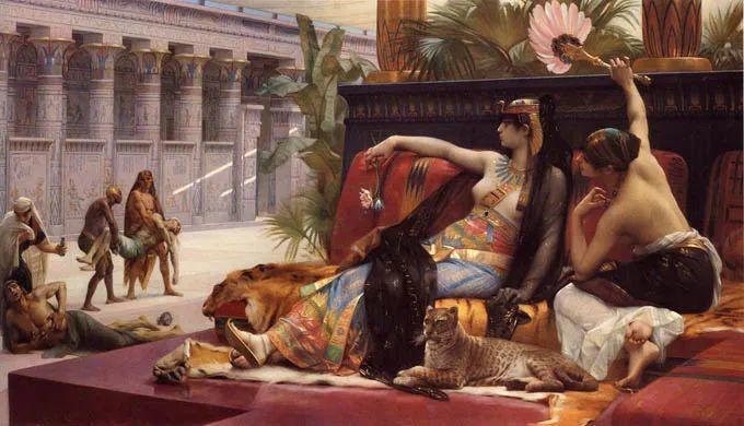 见证实力!法国新古典主义学院派画家,亚历山大·卡巴内尔的油画插图47
