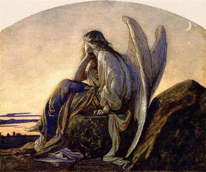 见证实力!法国新古典主义学院派画家,亚历山大·卡巴内尔的油画插图53