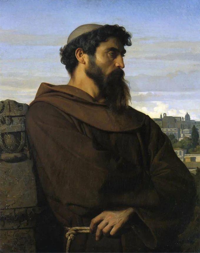 见证实力!法国新古典主义学院派画家,亚历山大·卡巴内尔的油画插图67