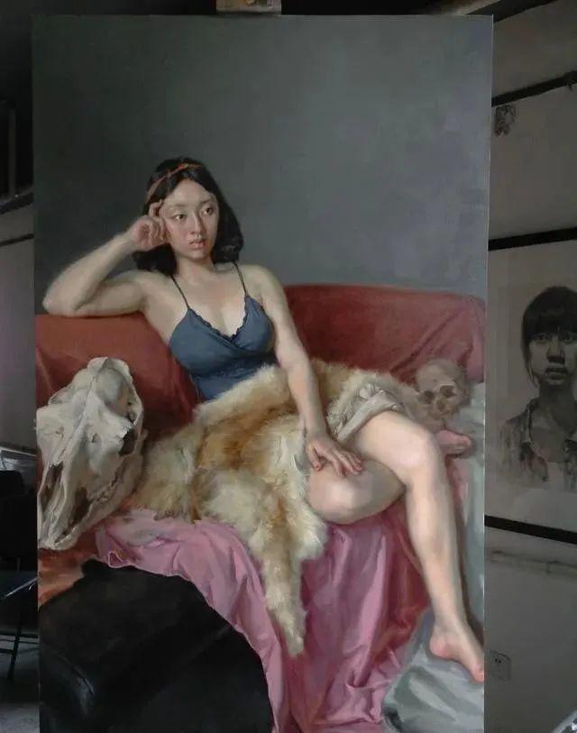 风景油画丨画了40年素描的于小冬告诉你,一定学好人体素描结构插图3