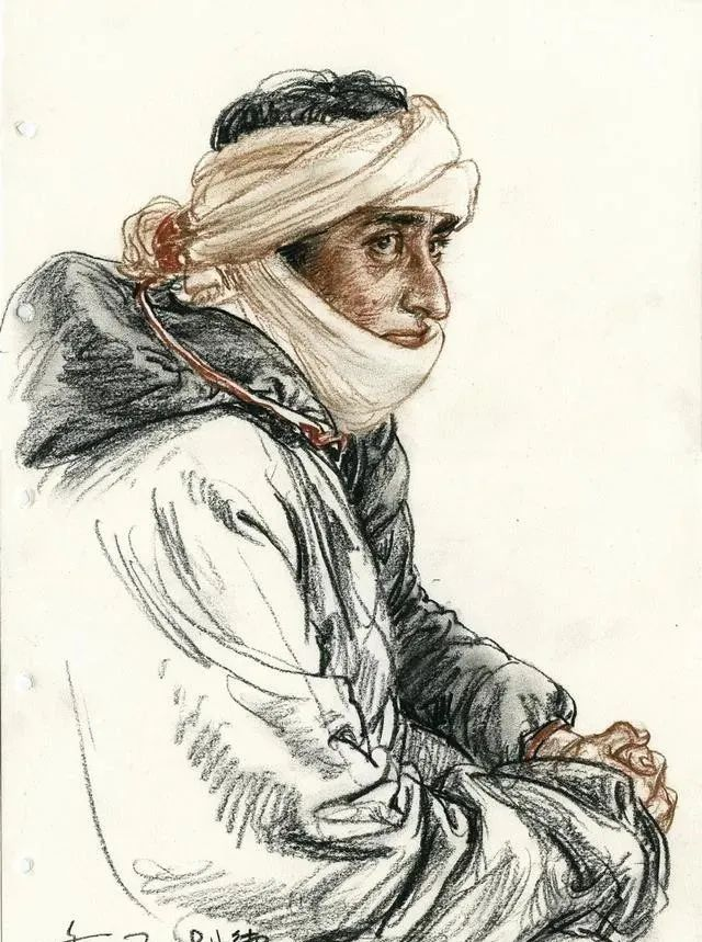 风景油画丨画了40年素描的于小冬告诉你,一定学好人体素描结构插图27