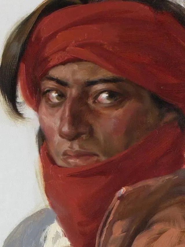 风景油画丨画了40年素描的于小冬告诉你,一定学好人体素描结构插图37