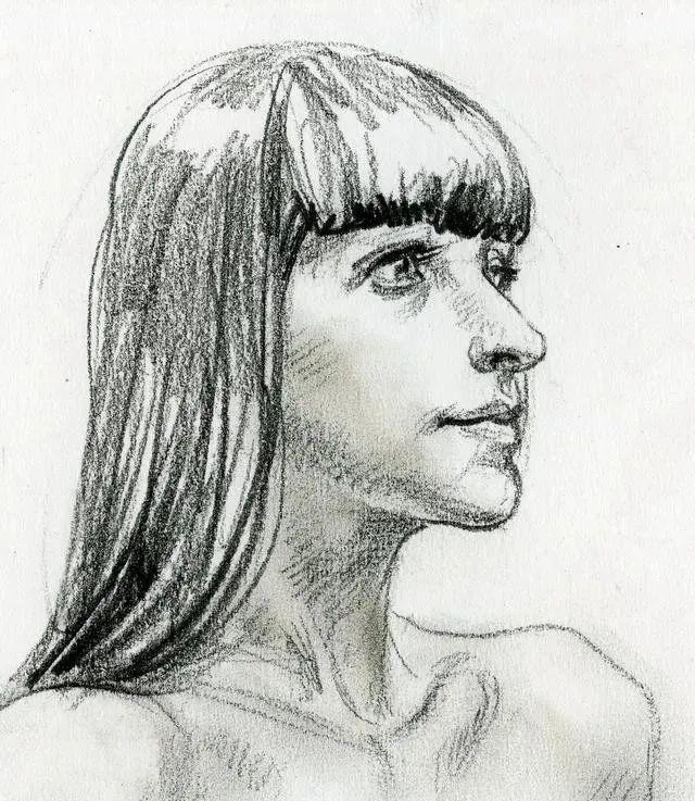 风景油画丨画了40年素描的于小冬告诉你,一定学好人体素描结构插图39