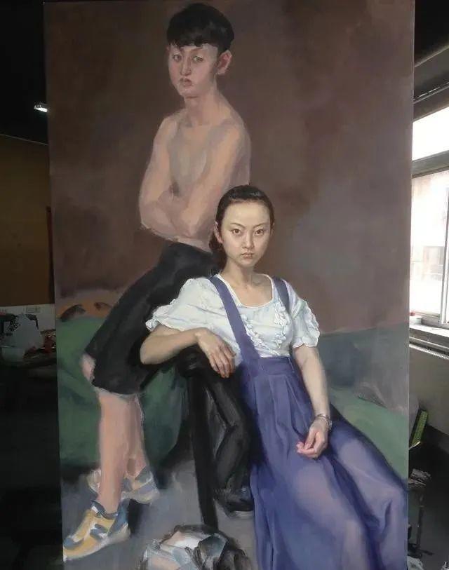 风景油画丨画了40年素描的于小冬告诉你,一定学好人体素描结构插图51