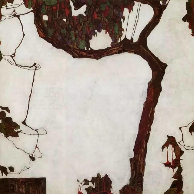 席勒风景油画全集,你肯定没见过插图49