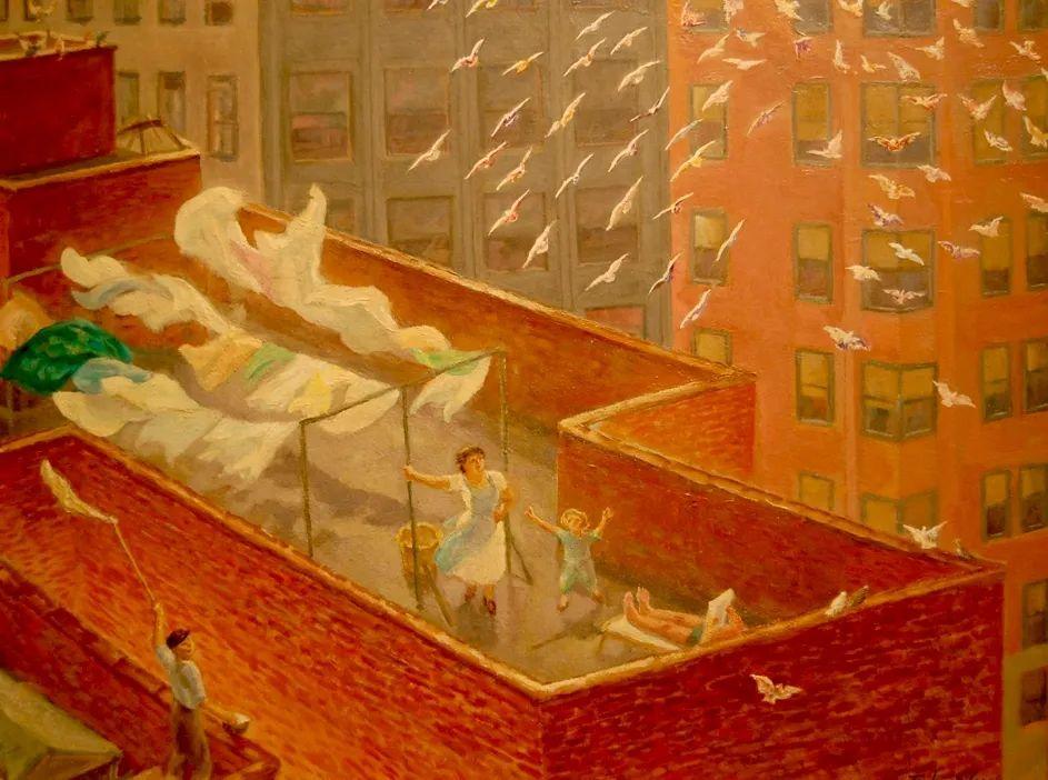 约翰·斯隆:垃圾箱画派创建人之一插图101