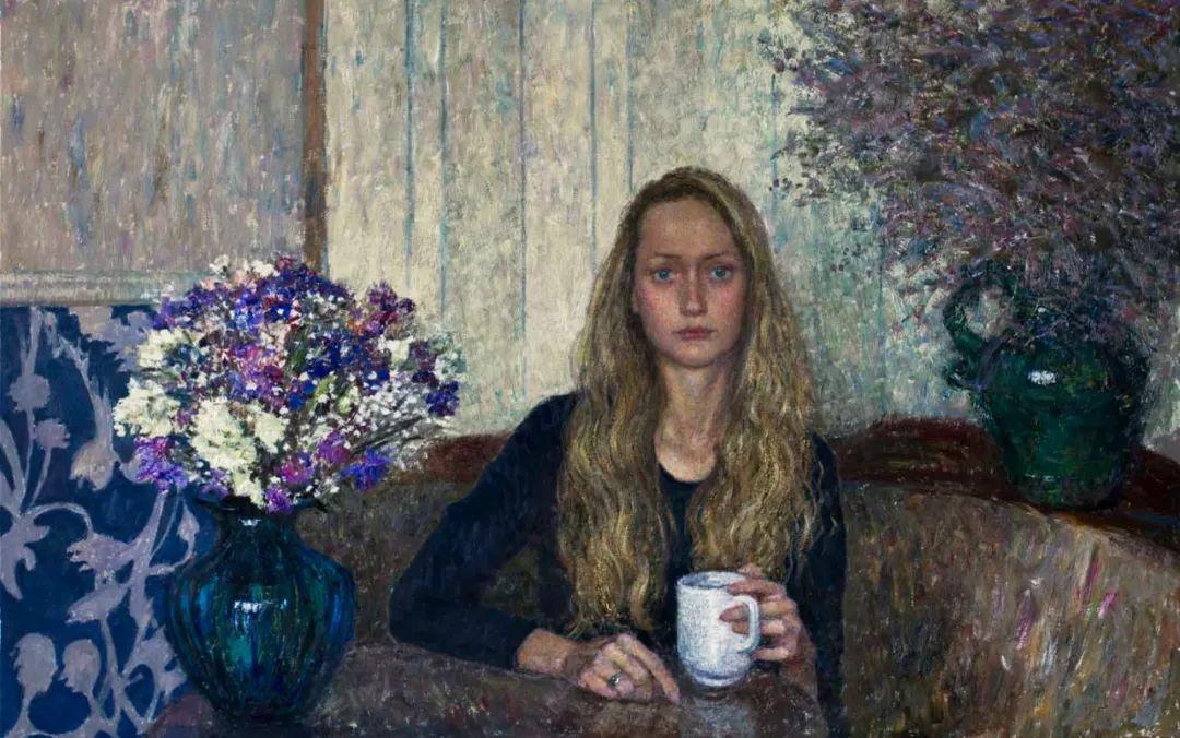 点彩与印象,乌克兰画家罗曼·康斯坦丁诺夫插图83