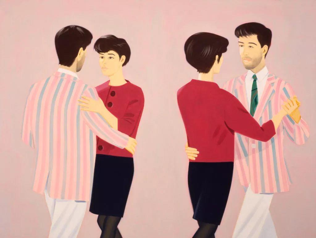 美国当代画家 | 亚历克斯·卡茨 (Alex Katz)插图29