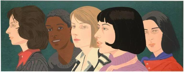 美国当代画家 | 亚历克斯·卡茨 (Alex Katz)插图19