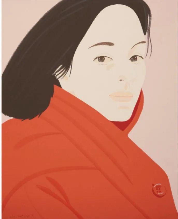 美国当代画家 | 亚历克斯·卡茨 (Alex Katz)插图33