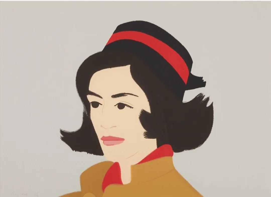 美国当代画家 | 亚历克斯·卡茨 (Alex Katz)插图31