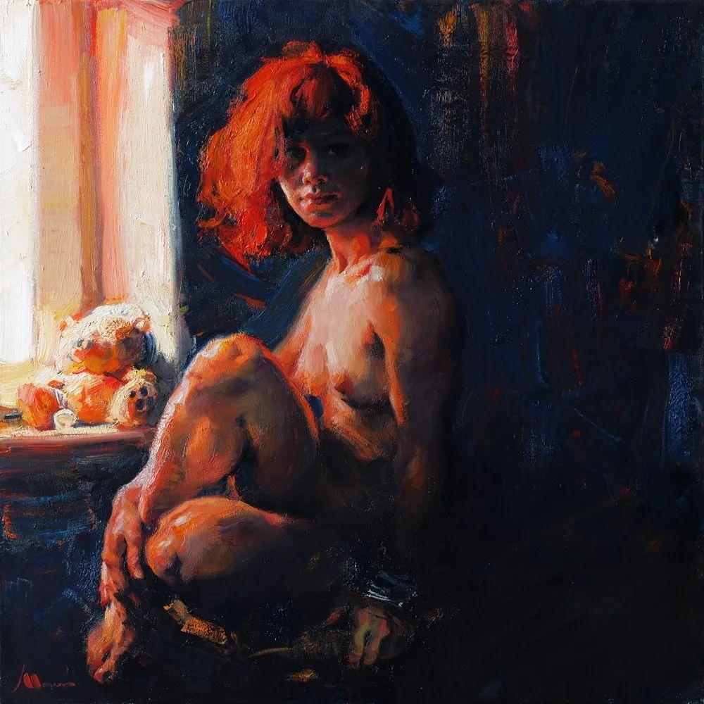 俄罗斯艺术家   叶夫根尼·莫纳霍夫插图21