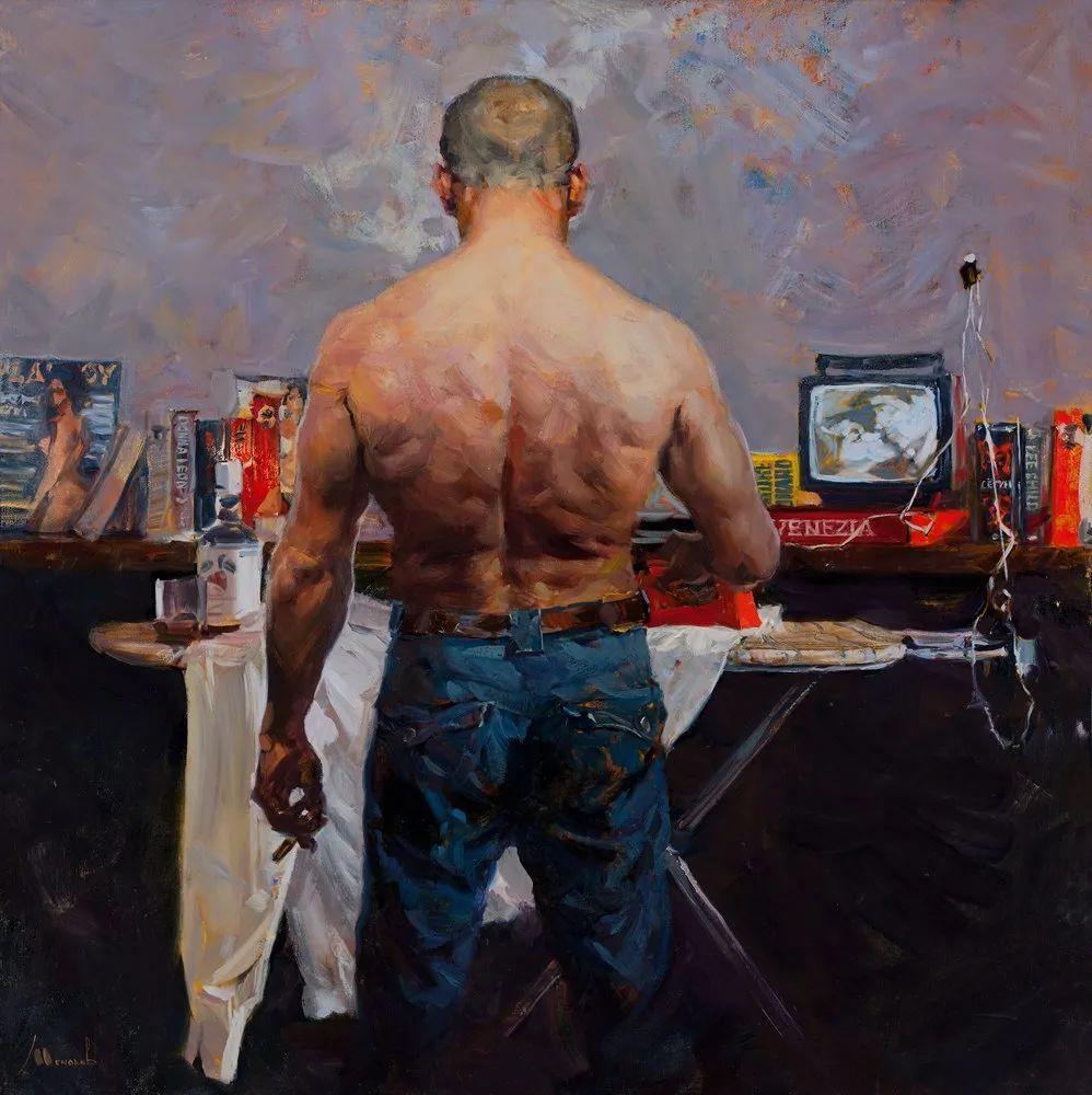 俄罗斯艺术家   叶夫根尼·莫纳霍夫插图53