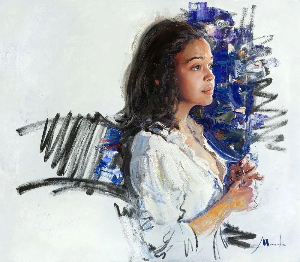 俄罗斯艺术家   叶夫根尼·莫纳霍夫插图69