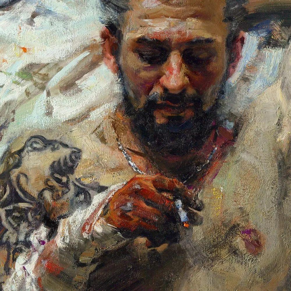 俄罗斯艺术家   叶夫根尼·莫纳霍夫插图87