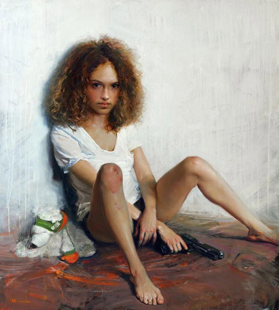 俄罗斯艺术家   叶夫根尼·莫纳霍夫插图117