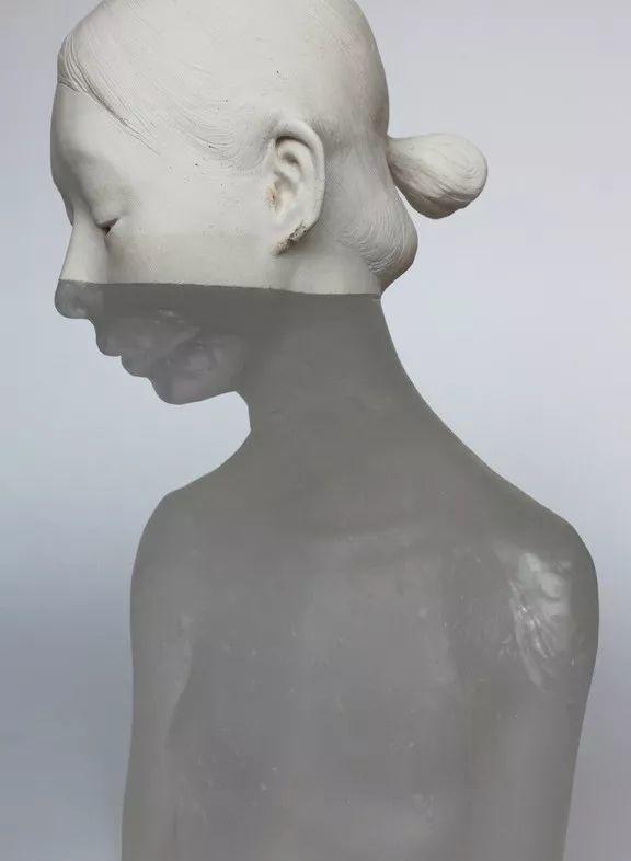 美女艺术家的雕塑,直抵天真、美丽和纯净的灵魂插图17