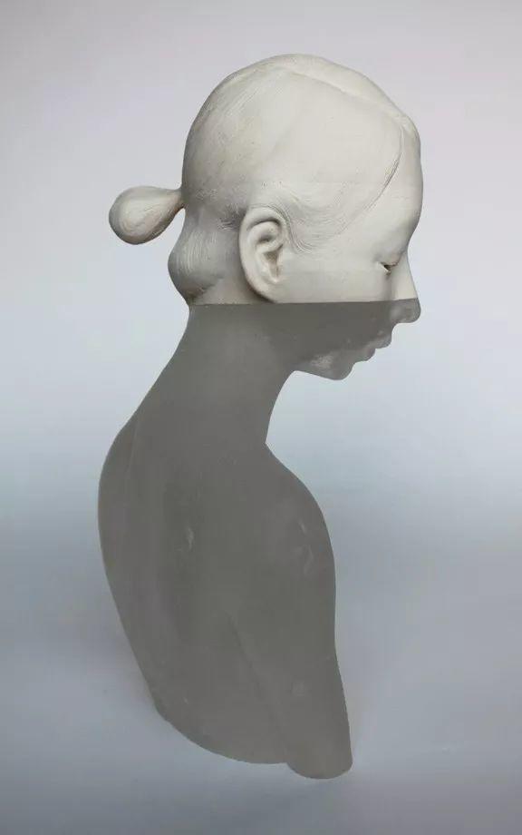 美女艺术家的雕塑,直抵天真、美丽和纯净的灵魂插图19
